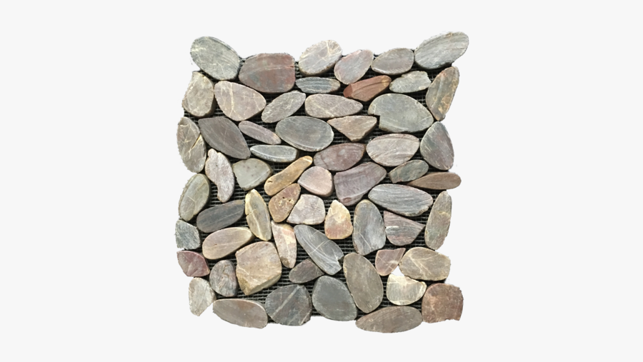 Flat Stone Png - Pebble, Transparent Clipart