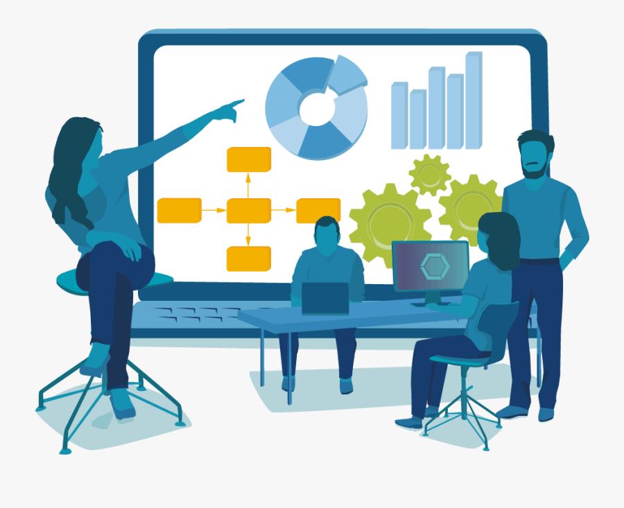 Signavio Collaboration Hub - Graphic Design, Transparent Clipart