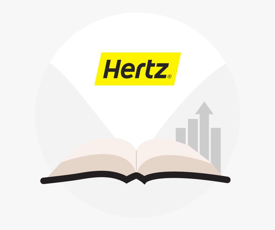 Hertz Corporation, Transparent Clipart