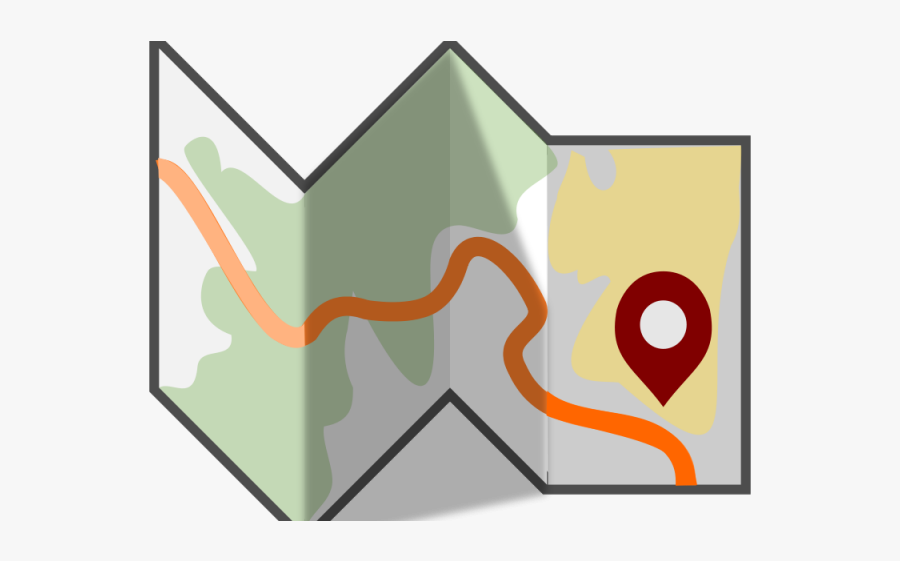 Lost Map Free On - Map Clipart, Transparent Clipart