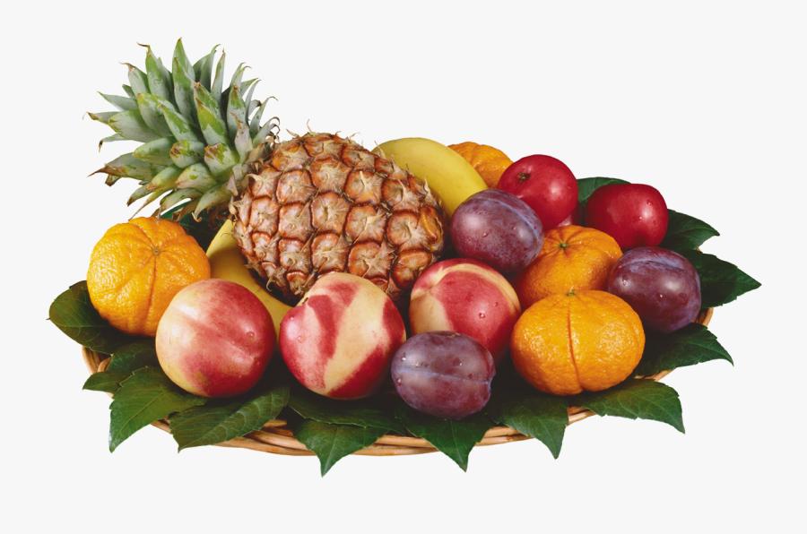 Transparent Fruit Clip Art - Png Images Of Fruits, Transparent Clipart