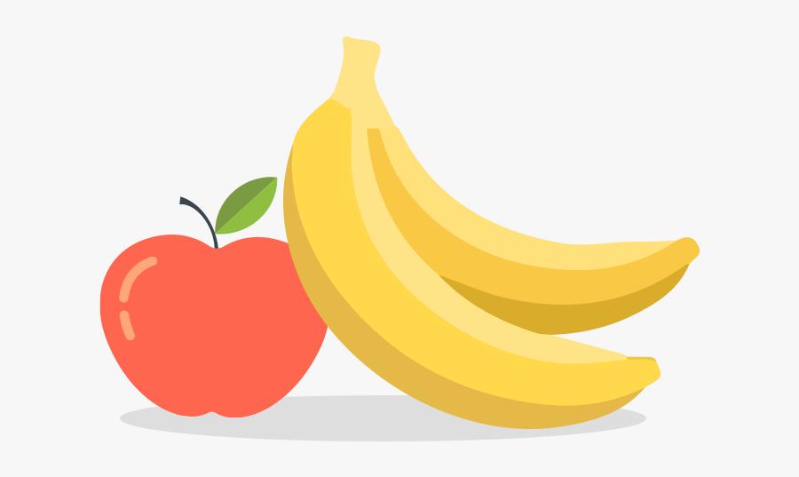 Transparent Fruits And Vegetables Png - Individual Fruits And Vegetables, Transparent Clipart