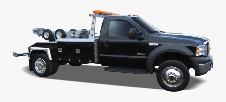 Tow Truck - Types Of Towing Vehicles, Transparent Clipart