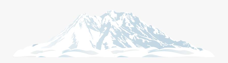 Winter Snowy Mountain Png Clip Art Imageu200b Gallery, Transparent Clipart