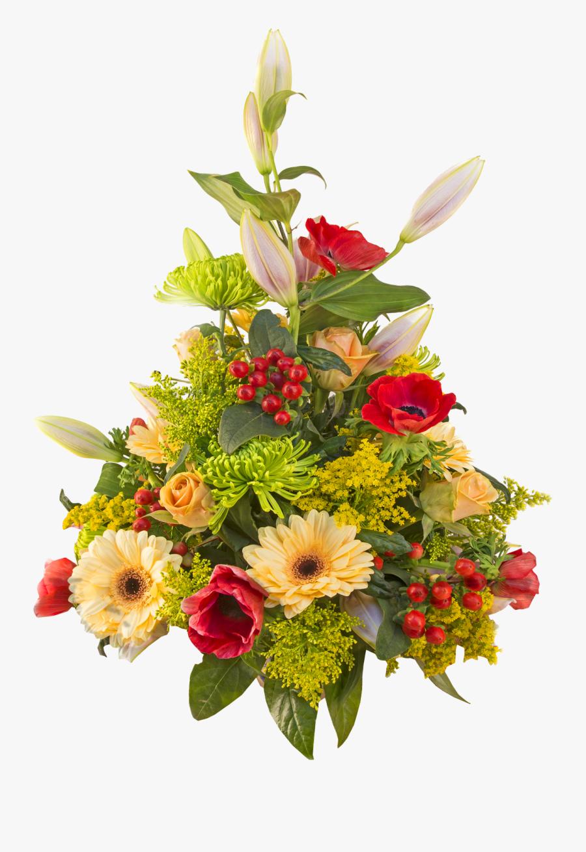 Png Format Flower Bouquet Png, Transparent Clipart