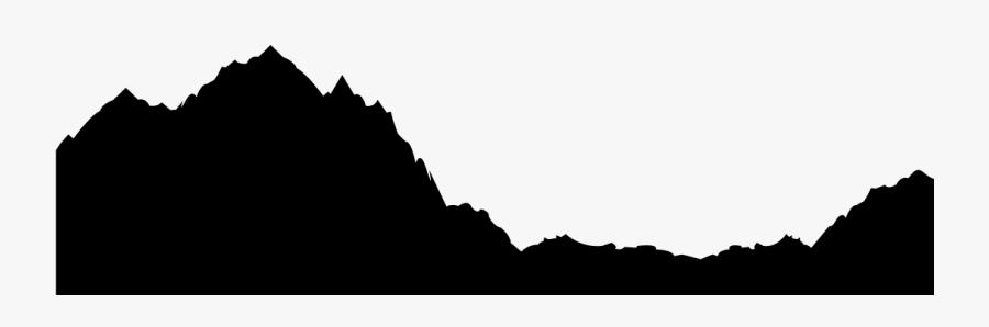 Transparent Mountains Clip Art - ومن يتهيب صعود الجبال يعش أبد الدهر بين الحفر, Transparent Clipart