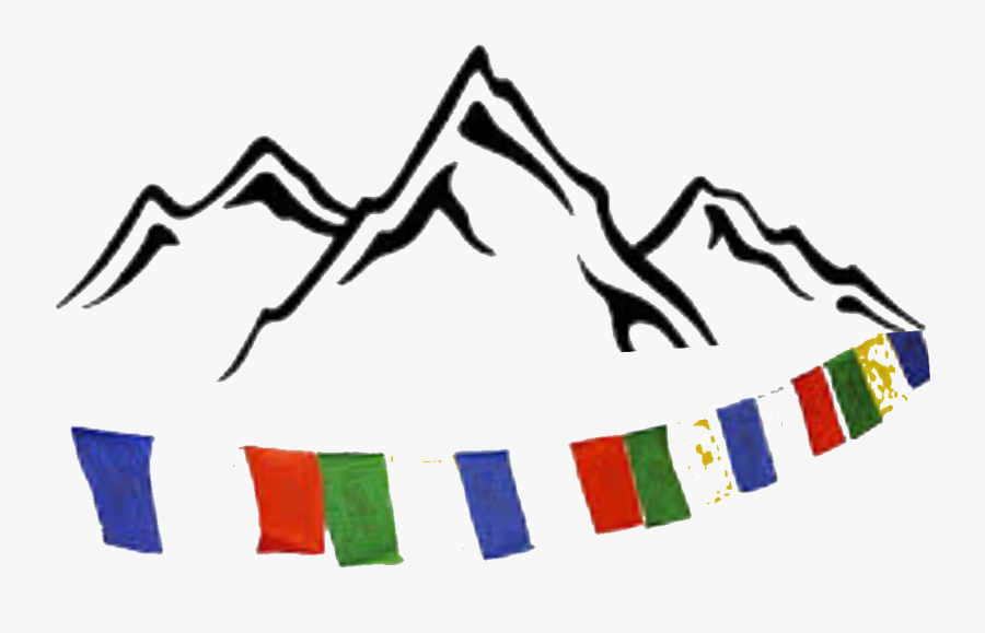 Our Maiden Expedition To Everest Base Camp, Nepal - Three Peaks Challenge Logo, Transparent Clipart