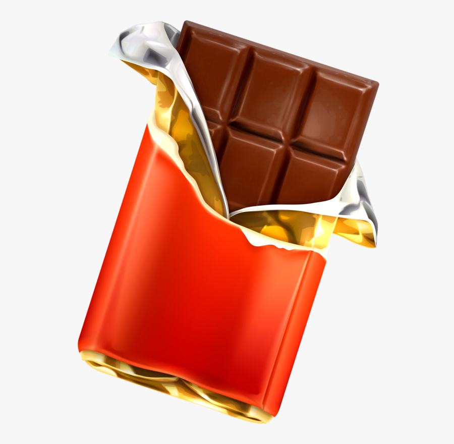 Chocolate Bar Clipart At Getdrawings - Clip Art Chocolate Bar, Transparent Clipart