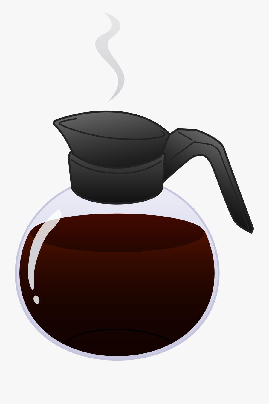 Hot Coffee Image - Coffee Machine Transparent Cartoon, Transparent Clipart