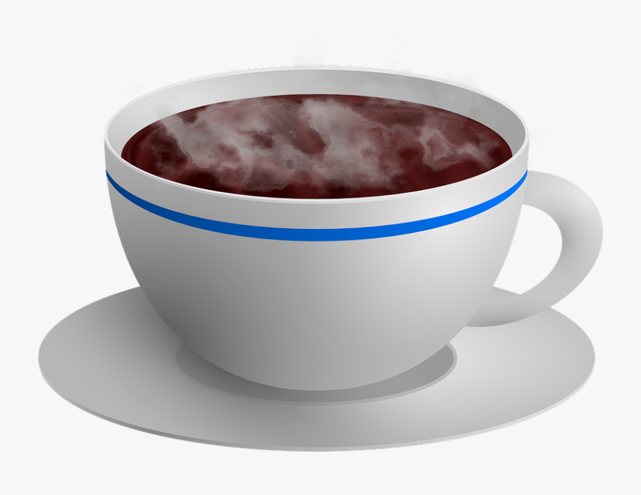 Hot Chocolate With Steam Png & Free Hot Chocolate With - Example Of Hot And Cold, Transparent Clipart