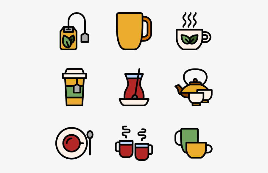 tea cup of tea icon vector free transparent clipart clipartkey tea cup of tea icon vector free