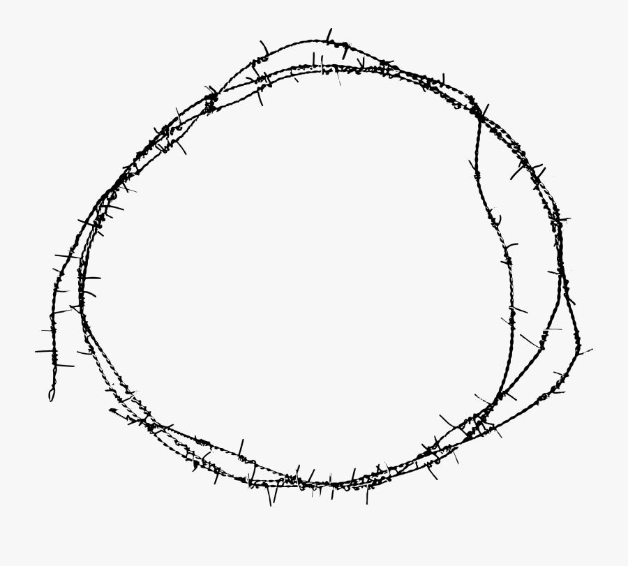 Frame Png Transparent - Transparent Barbed Wire Png, Transparent Clipart