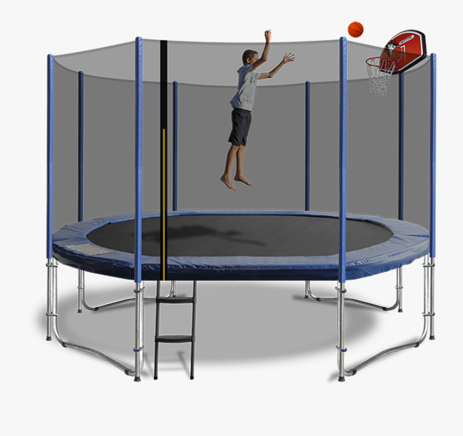 Trampoline Jump King Jumping Wholesale - Trampolin Png, Transparent Clipart