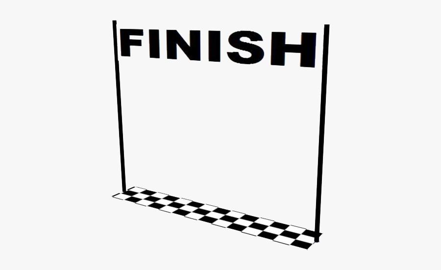 Finish Line, Inc - Finish Line No Background, Transparent Clipart
