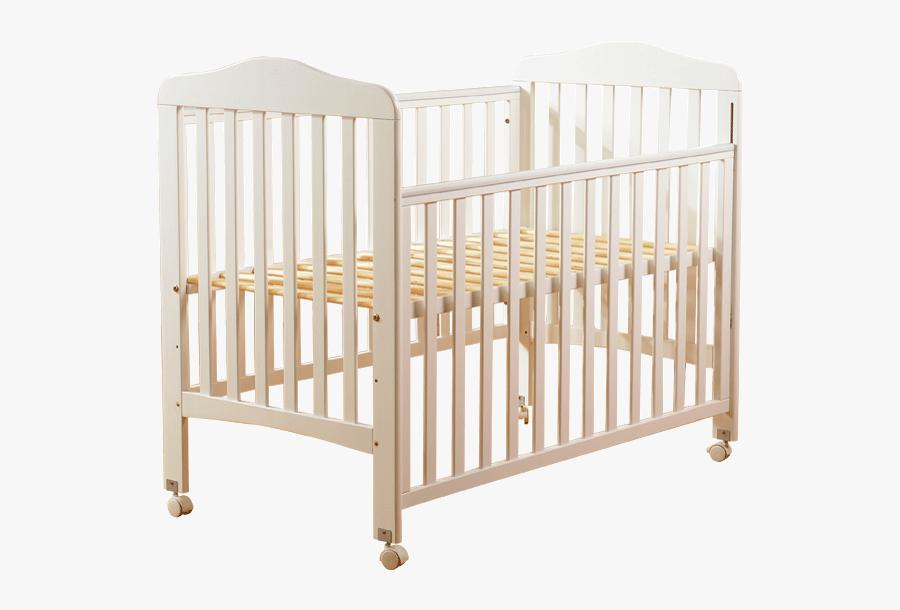 Transparent Cot Png - Infant Bed, Transparent Clipart