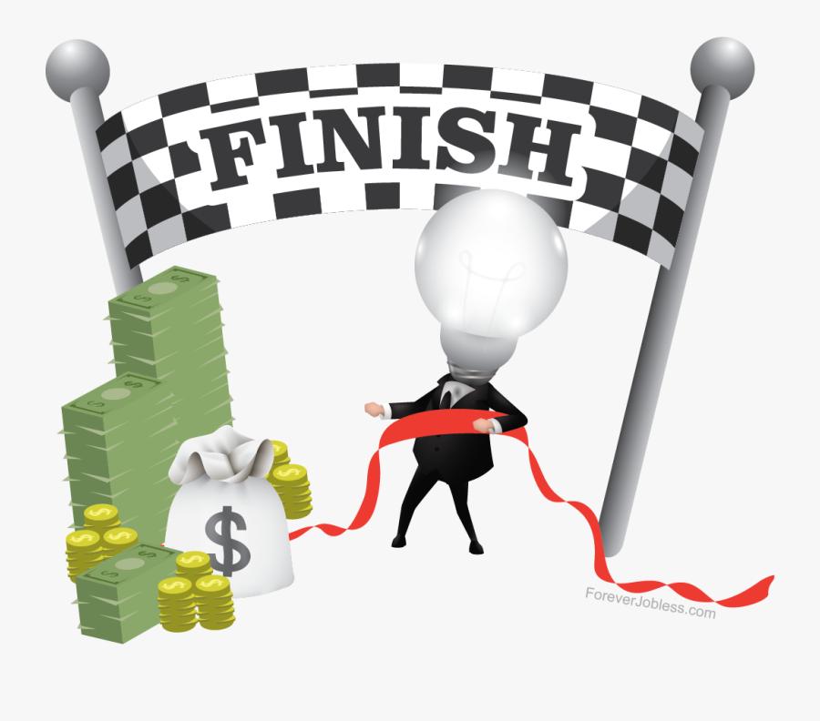 Race Car Finish Line Clipart, Transparent Clipart