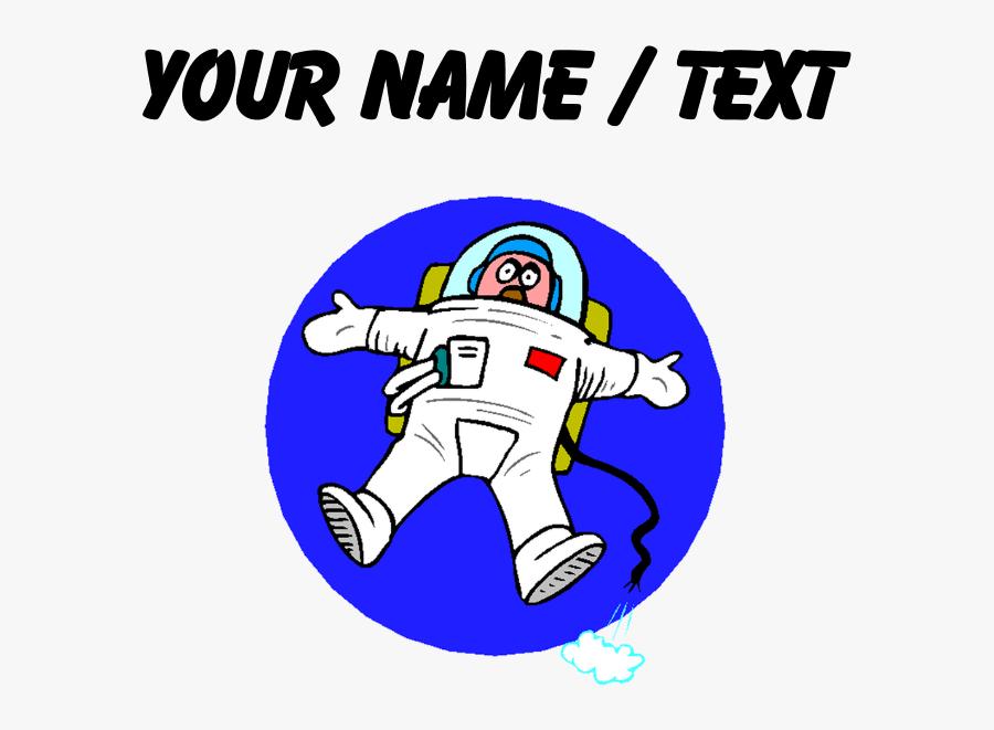 Cartoon Astronaut Png - Clip Art Paint Easels, Transparent Clipart
