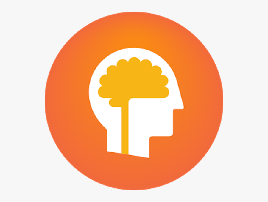 Graphic Library Library Psychology Clipart Smart Brain - Lumosity App Icon, Transparent Clipart