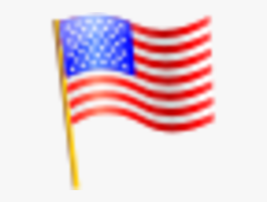 Png Library United States Flag Clipart - Flag Of The United States, Transparent Clipart