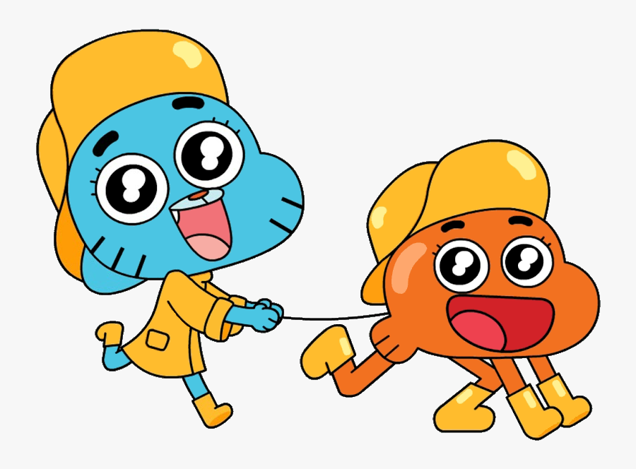 Amazing World Of Gumball Cute, Transparent Clipart
