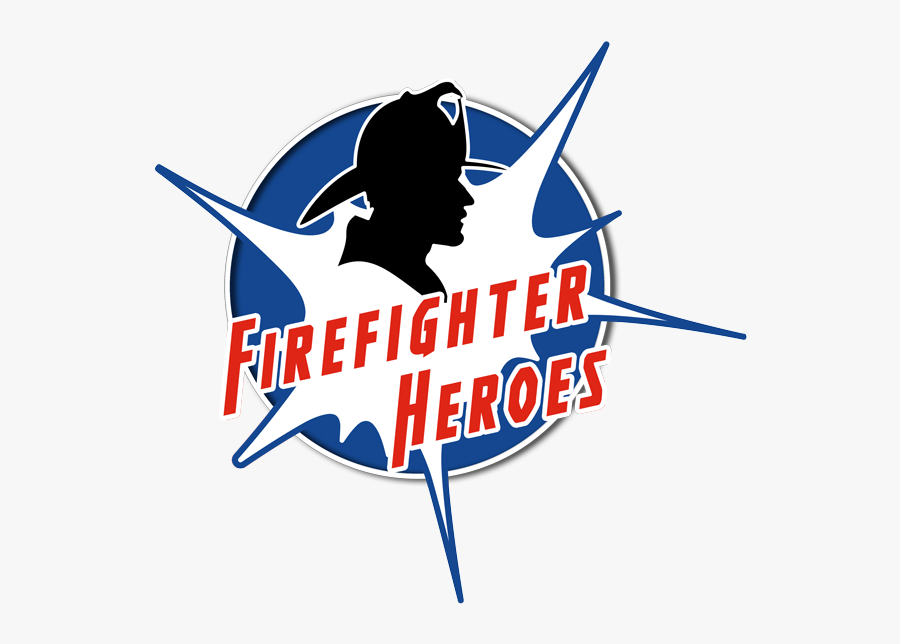 Firefighter Heroes - Firefighter Hero Image Transparent, Transparent Clipart