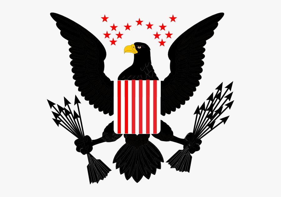 American Bald Eagle Png, Transparent Clipart