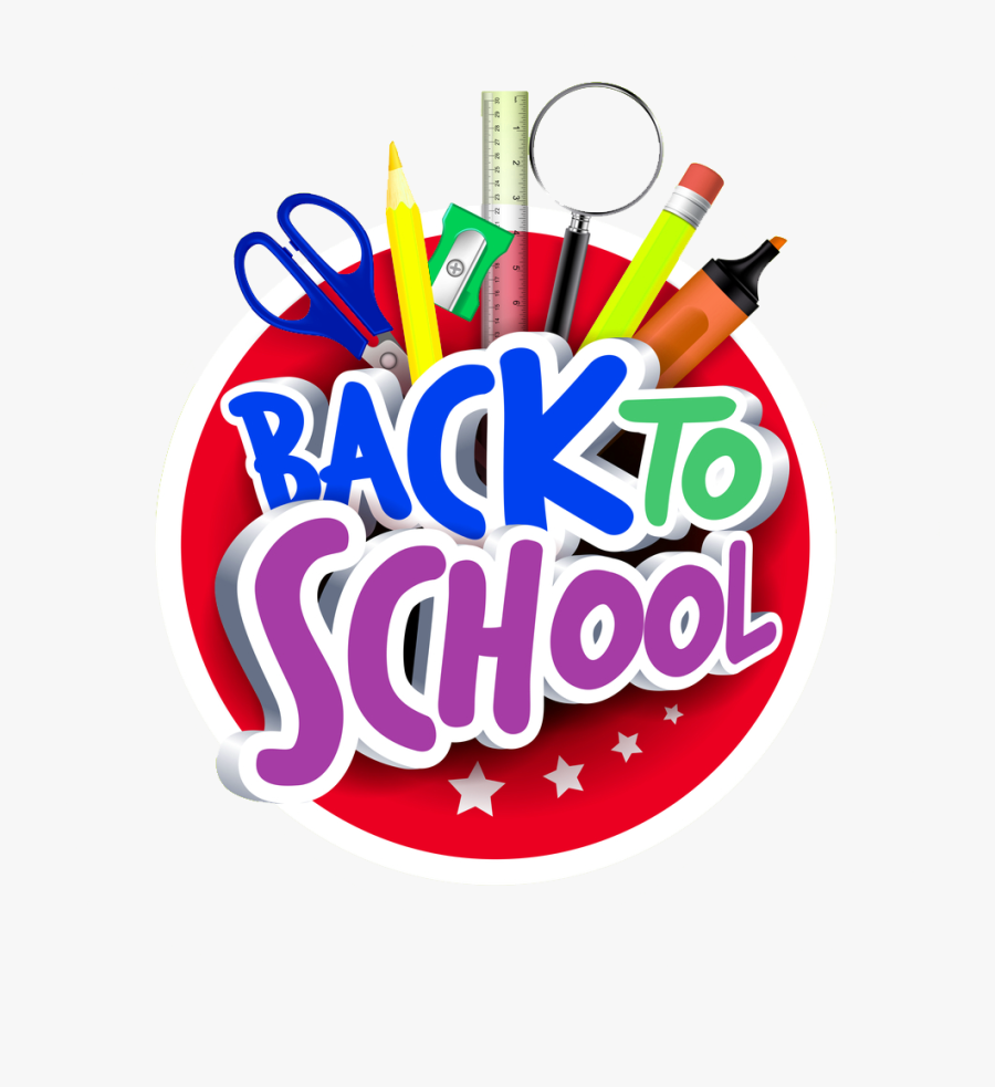 Back To School Png Image - Transparent Background Back To School Png, Transparent Clipart