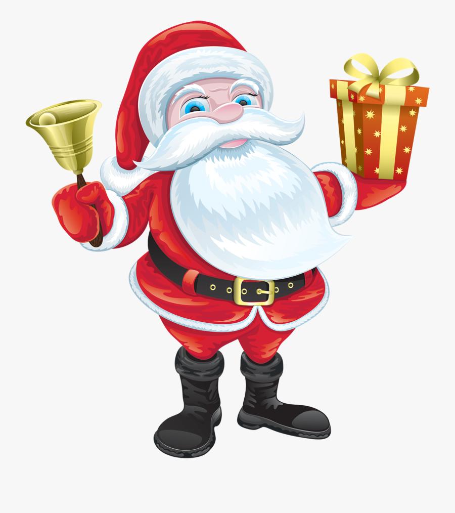Santa Claus Png - Santa Claus, Transparent Clipart