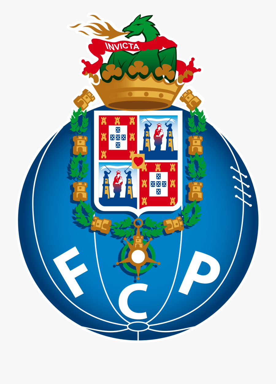 Wikipedia Vector Freeuse Library - Fc Porto Svg, Transparent Clipart