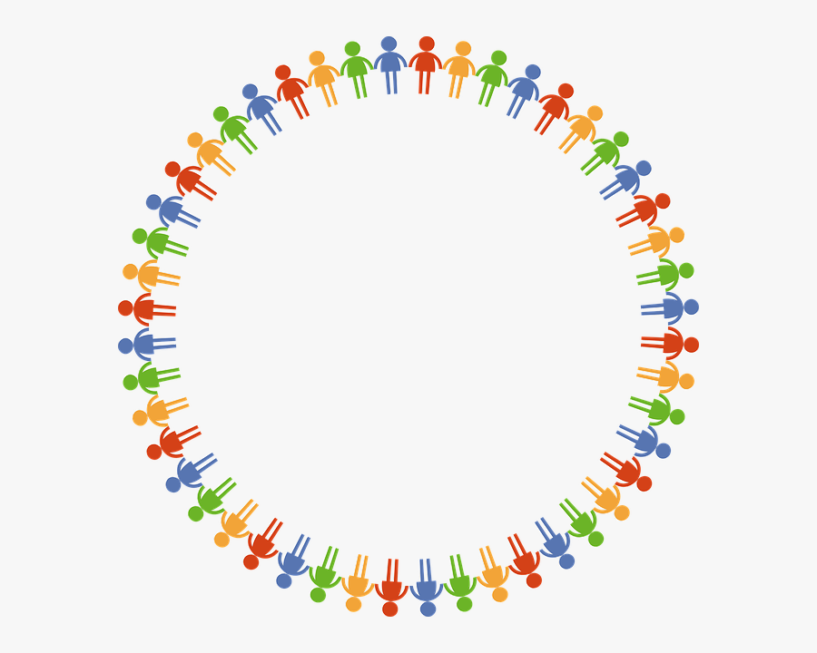 Community, Group, Crowd, People, Persons, Humans, Frame - Logo Transparent Community Png, Transparent Clipart
