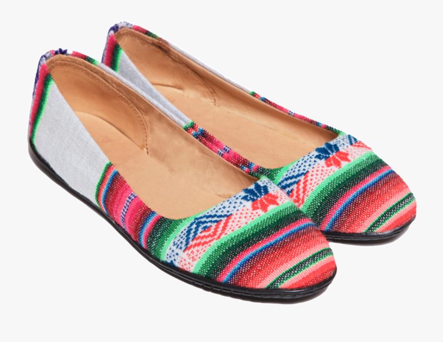 Salta By Patos Shoes - Ballet Flat, Transparent Clipart
