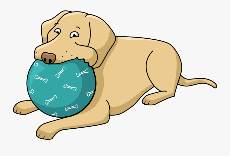 Collection Of Free Beagle Drawing Old Download On Ui - Labrador Retriever Yellow Lab Cartoon, Transparent Clipart
