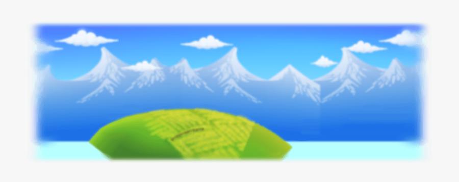 Chubbyroll Parallax Layer - Illustration, Transparent Clipart