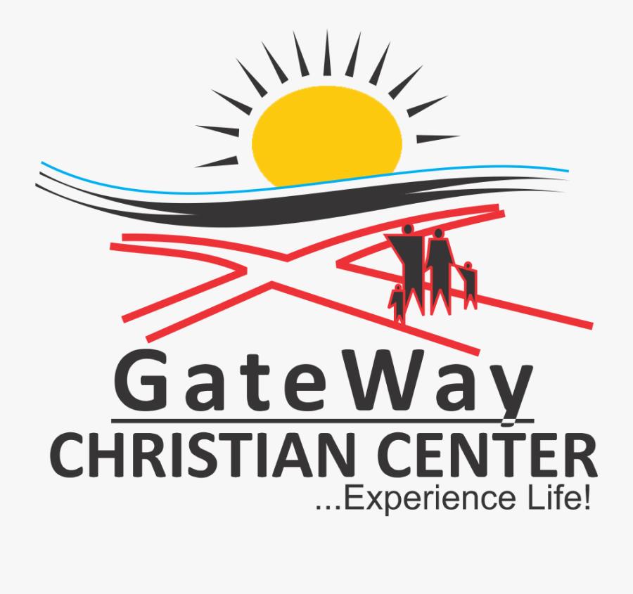Gateway Christian Center - Graphic Design, Transparent Clipart