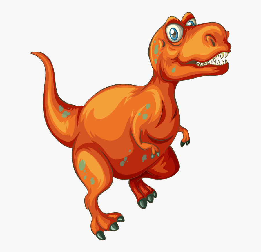 Album Velociraptor Dinosaur Dinosaurs The Cartoon Clipart - Cartoon Dinosaurs Png, Transparent Clipart