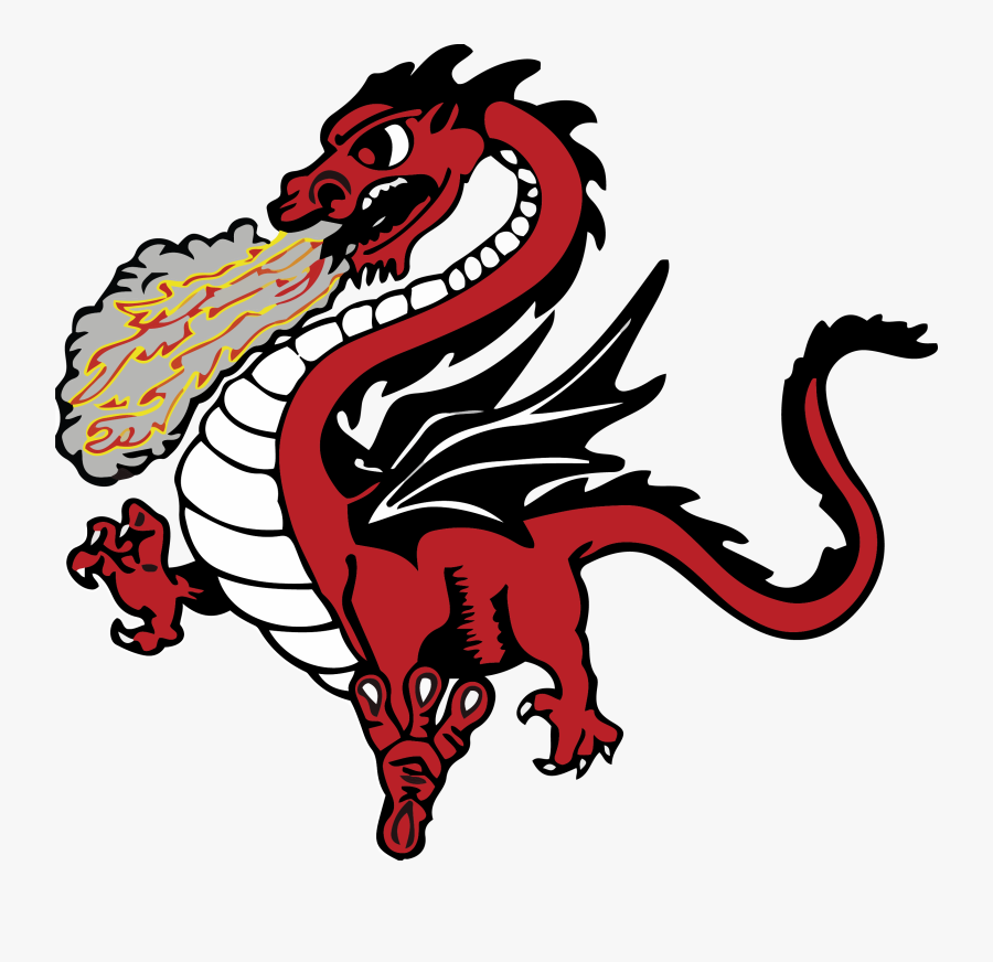 Return Home - Purcell Dragons, Transparent Clipart