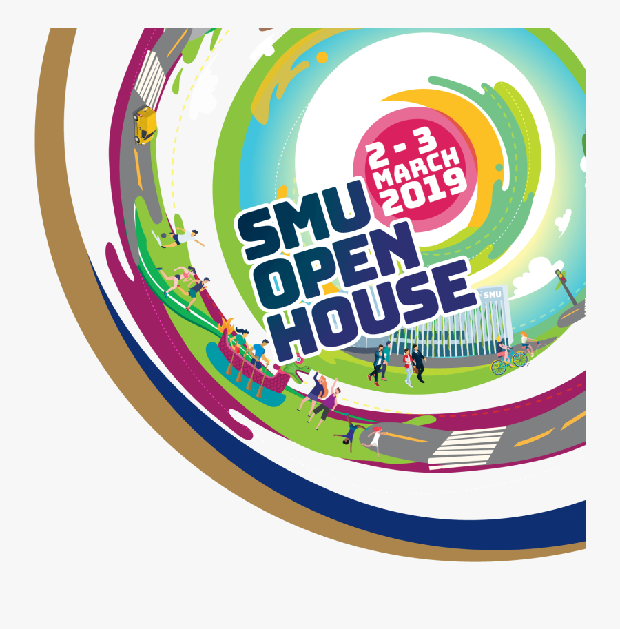 Smu Open House 2019, Transparent Clipart