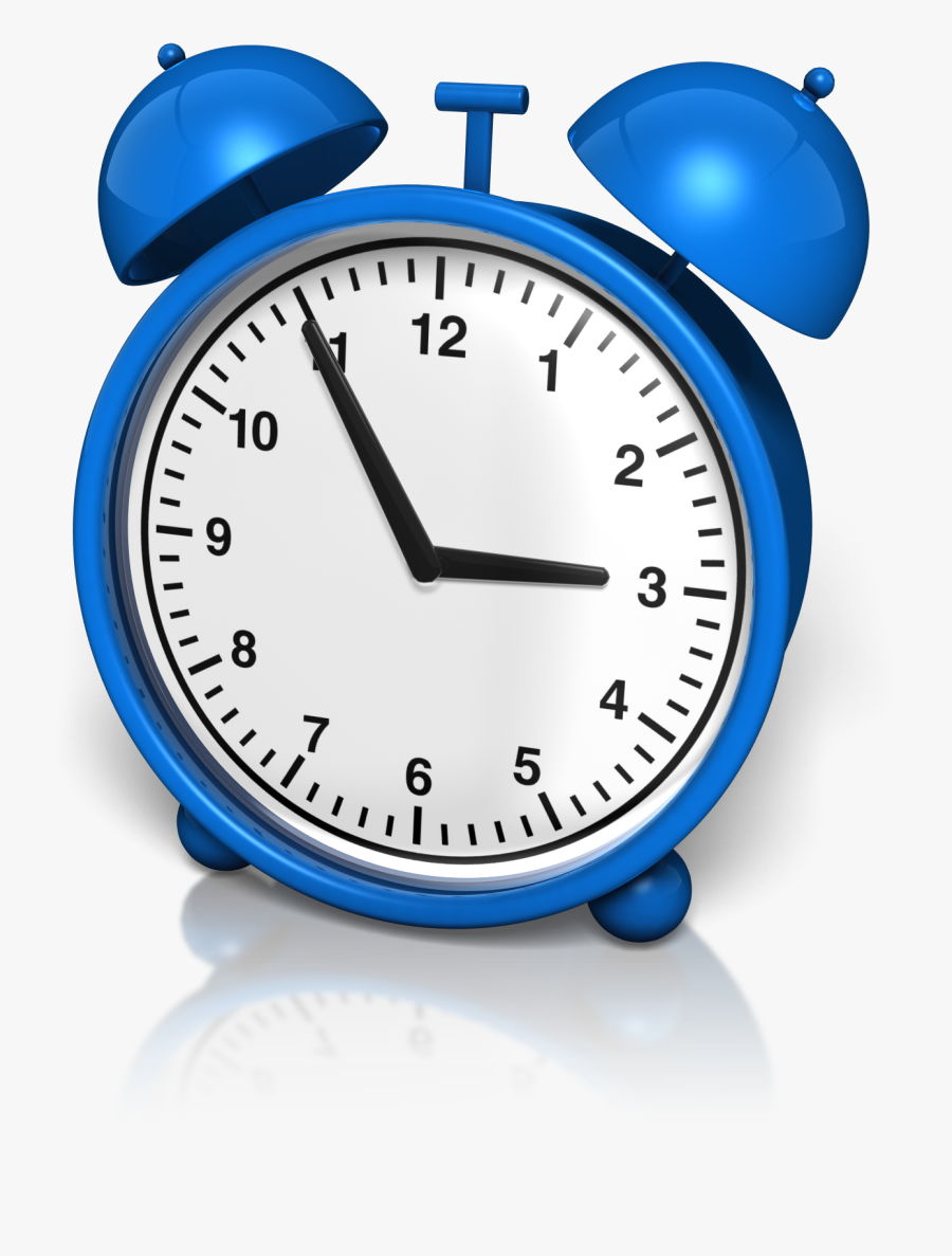 Alarm Clock, Employee Getting Send Emails Show Boss - Clock Black And White, Transparent Clipart