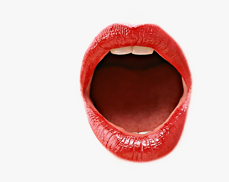 Mouth Png Real - Real Open Mouth Png, Transparent Clipart