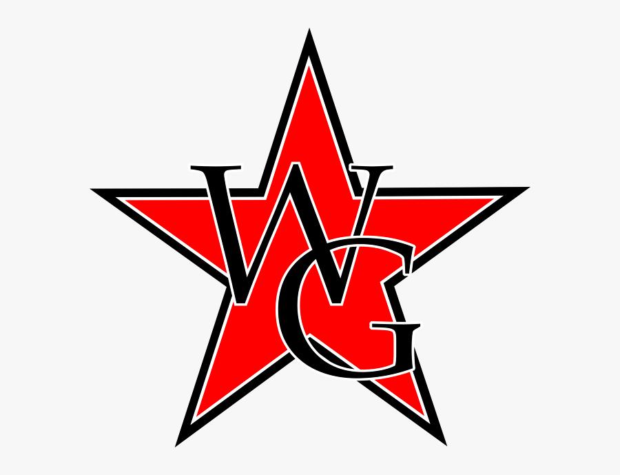 West Georgia Dixie Baseball - Blue Star Vector Free, Transparent Clipart