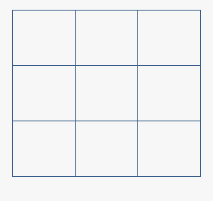 3 By 3 Grid Photography Free Transparent Clipart Clipartkey