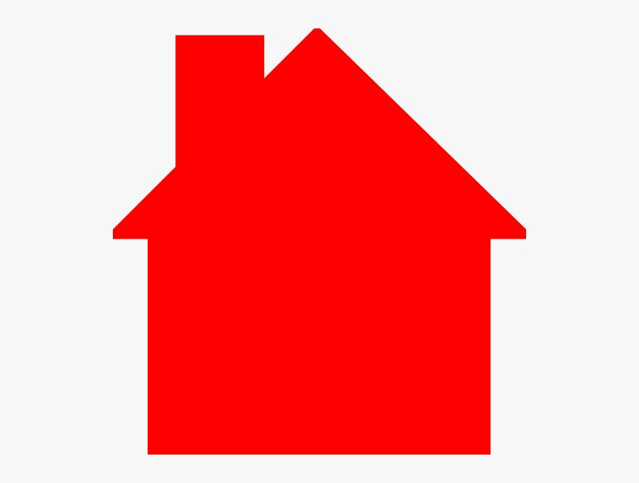 Transparent House Logo Clipart - Red House Logo Png, Transparent Clipart