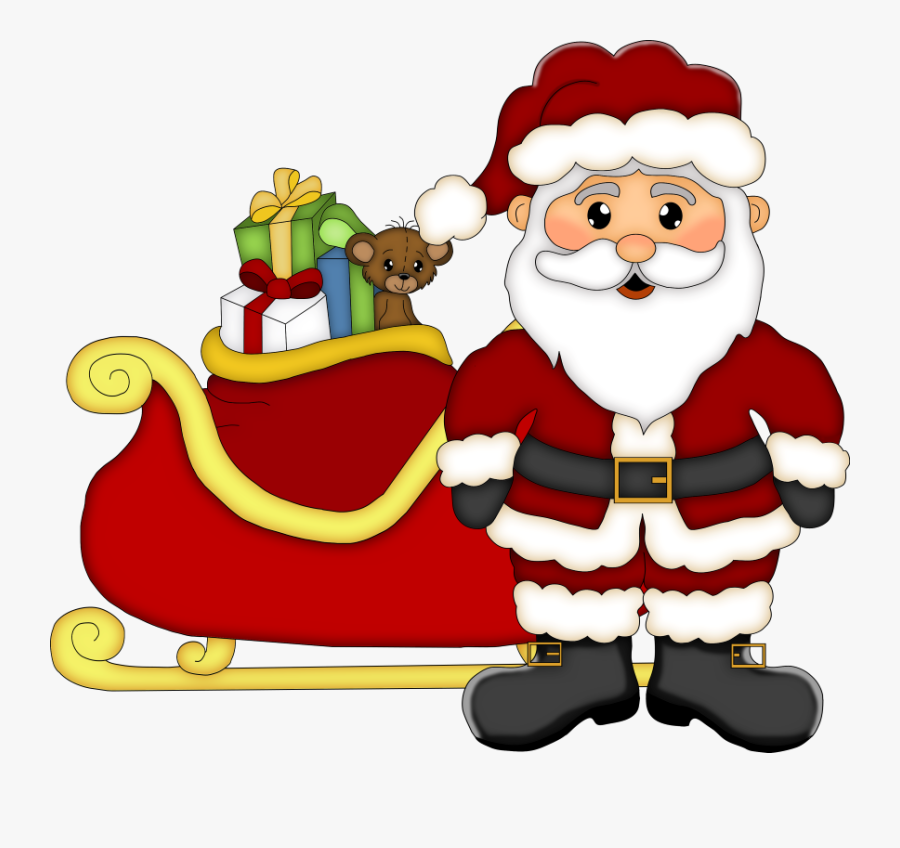 """My Students Love The Book """"we""""re Going On A Bear Hunt - Drawings Of Santa Sitting In His Sleigh, Transparent Clipart"""