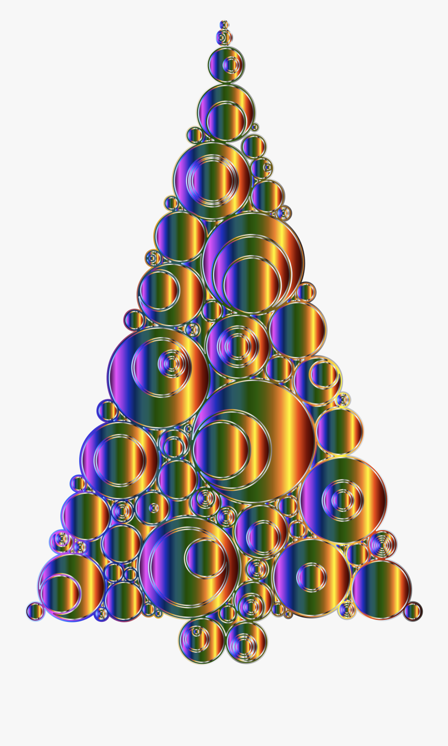 Xmas Tree Png - Christmas Tree, Transparent Clipart
