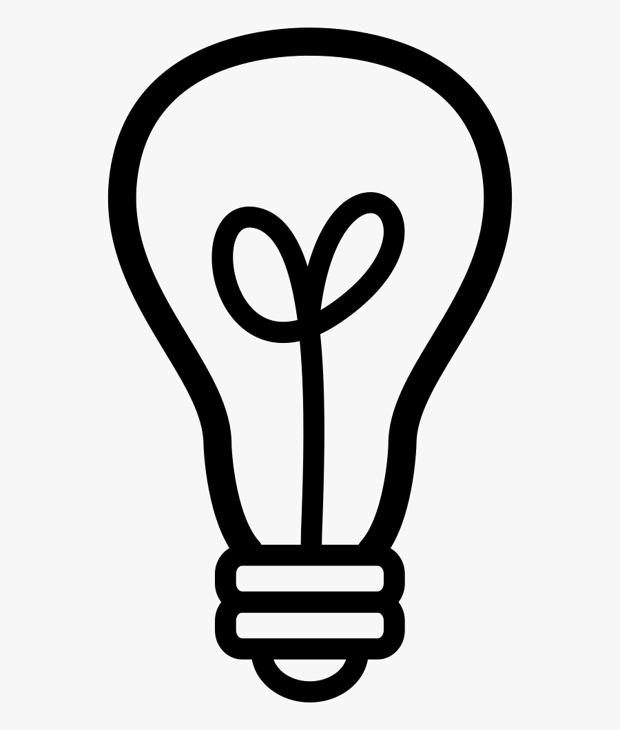 light bulb outline light bulb outline png free transparent clipart clipartkey light bulb outline png free