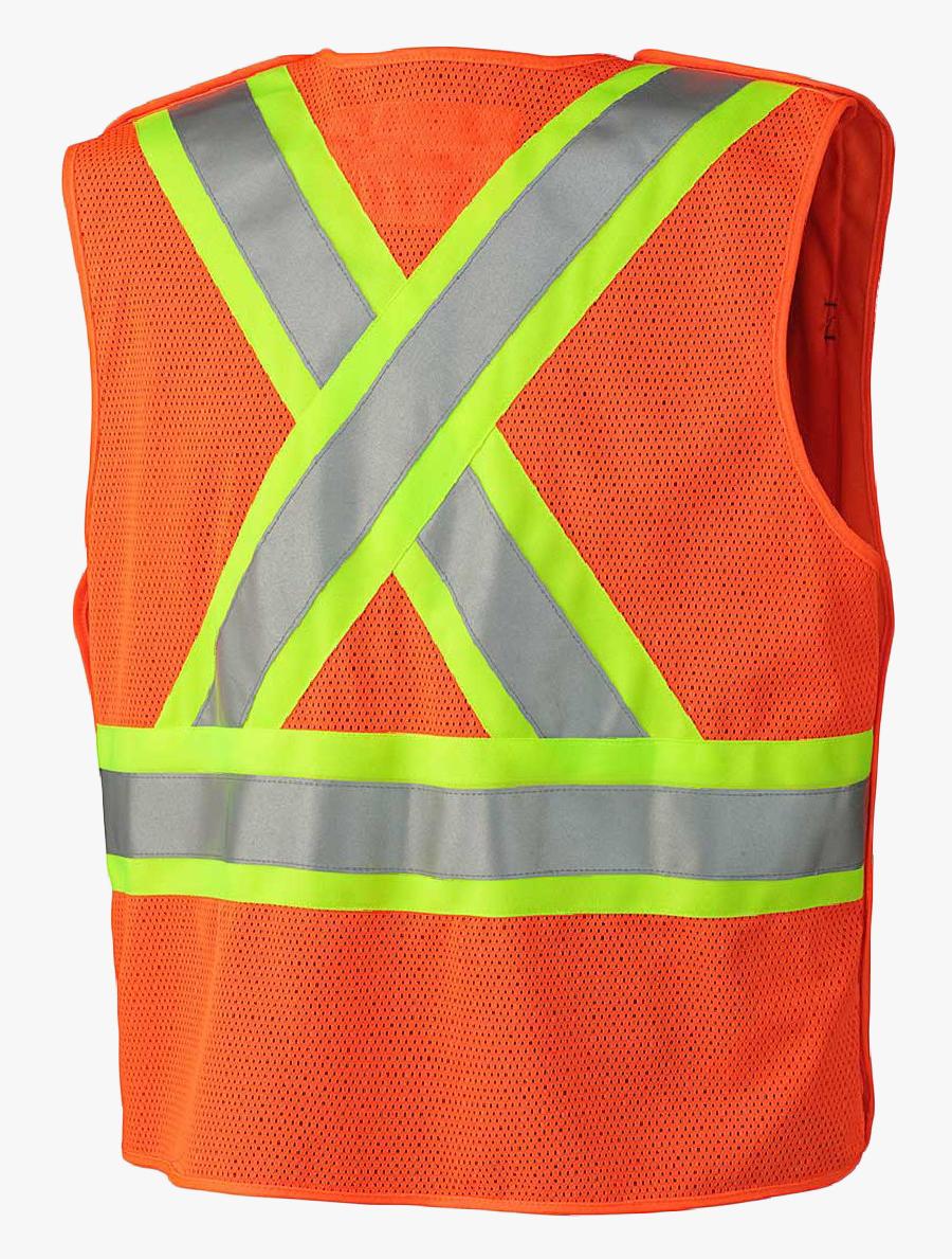 Vest Clipart High Visibility Vest - Sweater Vest, Transparent Clipart