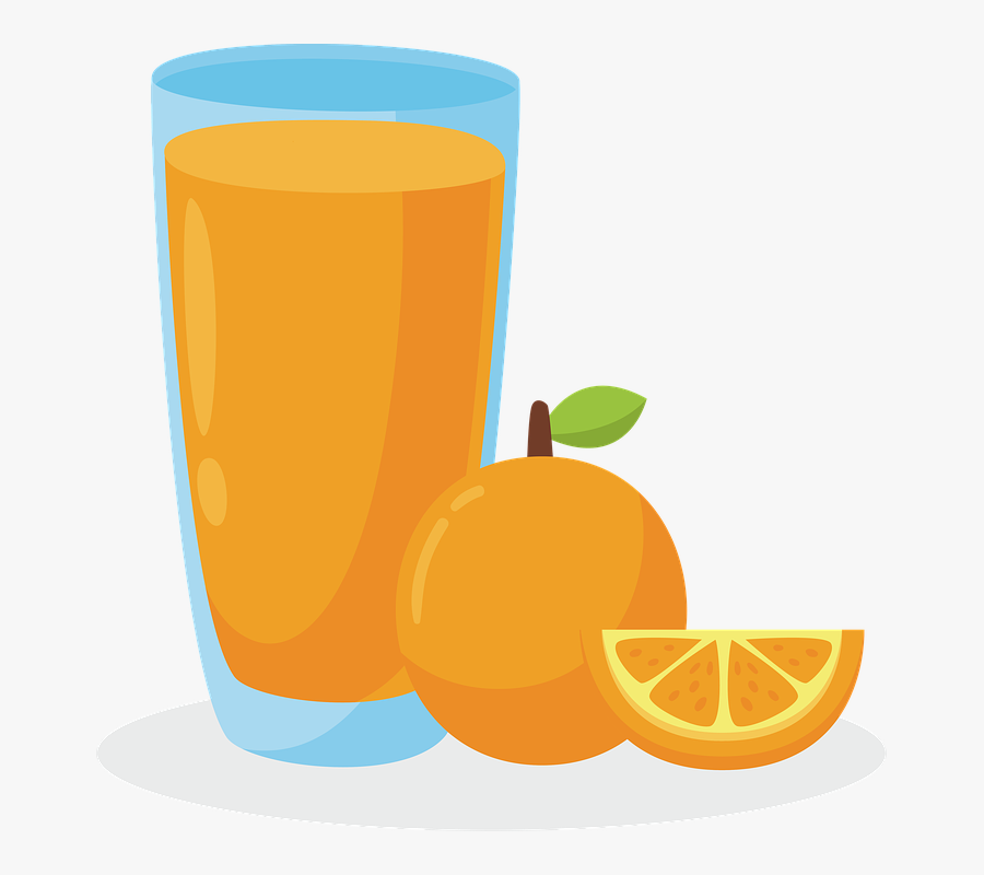 Juice, Fruit, Juicy, Plastic - Fruit Juice Clipart Png, Transparent Clipart