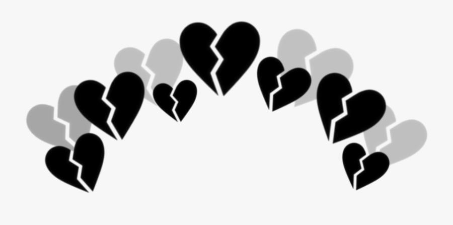 Picsart Stickers Heart, Transparent Clipart