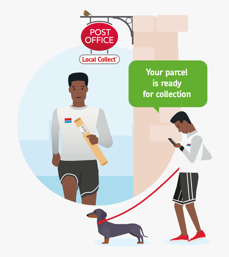 Offering More Delivery Choice Can Reduce Cart Abandonment - New Post Office, Transparent Clipart