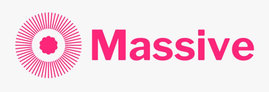 Massive Logo - Massive Science Logo, Transparent Clipart